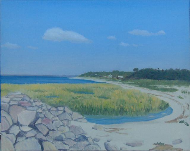 Bill Sullivan, 'Cape Cod', 2000, Carrie Haddad Gallery