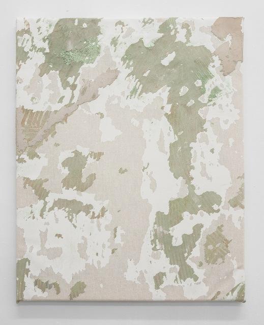 , 'Untitled floor piece (rue Ramponeau) II,' 2013, Antoine Levi
