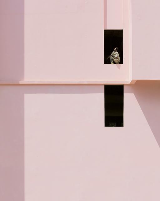 , 'Pink transcendence,' 2018, Gallery LVS