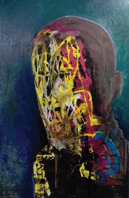 , 'Self portrait 2,' 2016, Art On 56th