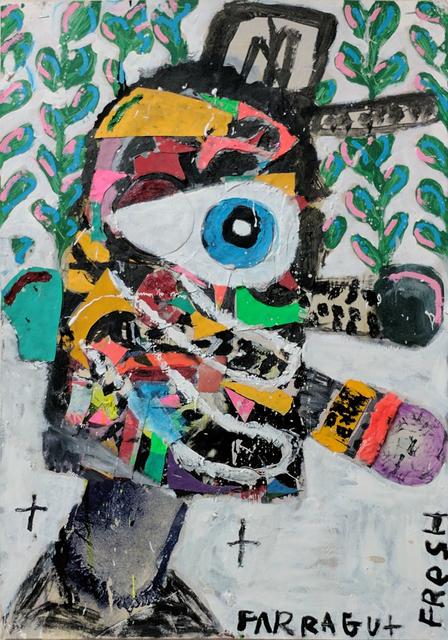 , 'Farragut Fresh,' 2016, Allouche Gallery
