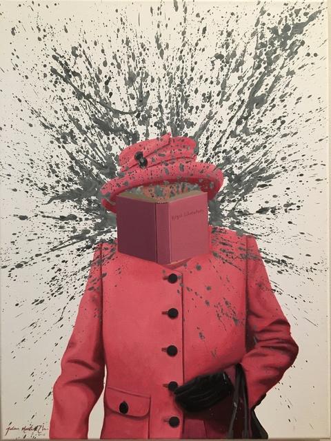 Julian Martinez, 'Royal Literature', 2018, Miller Gallery Charleston