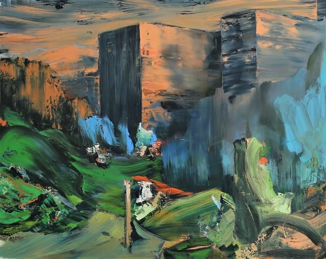 , 'Sunset before rain,' 2016-17, Patrick Heide Contemporary