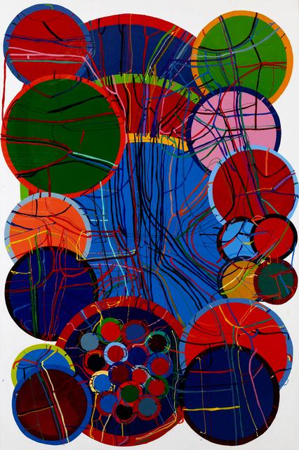 , ''83F,' 1983, SAKURADO FINE ARTS