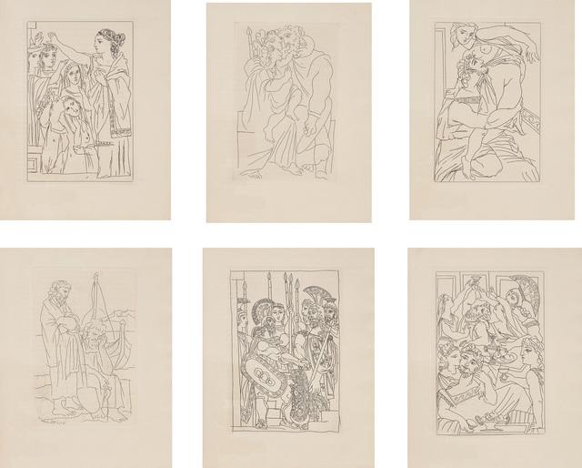 Pablo Picasso, 'Lysistrata', 1934, Phillips
