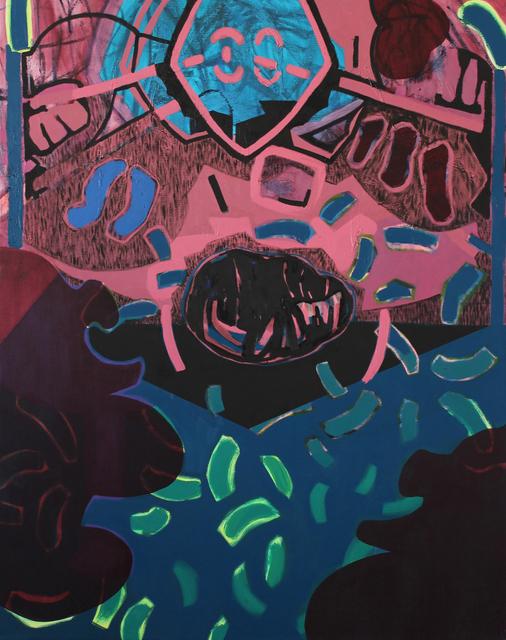 , 'Totem Love Forever,' 2018, JGM Gallery