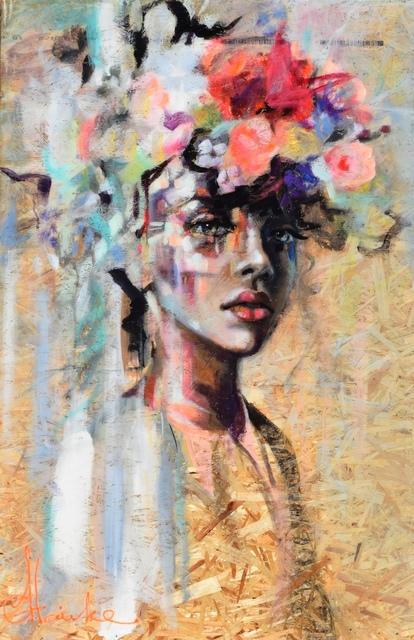 , 'Flowers,' 2018, Smelik & Stokking Galleries