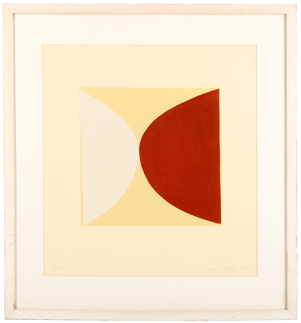 Breon O'Casey, 'Abstract composition', 1999, Chiswick Auctions