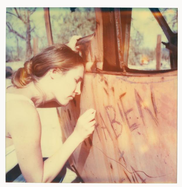 Stefanie Schneider, 'Fabien I', 2005, Instantdreams