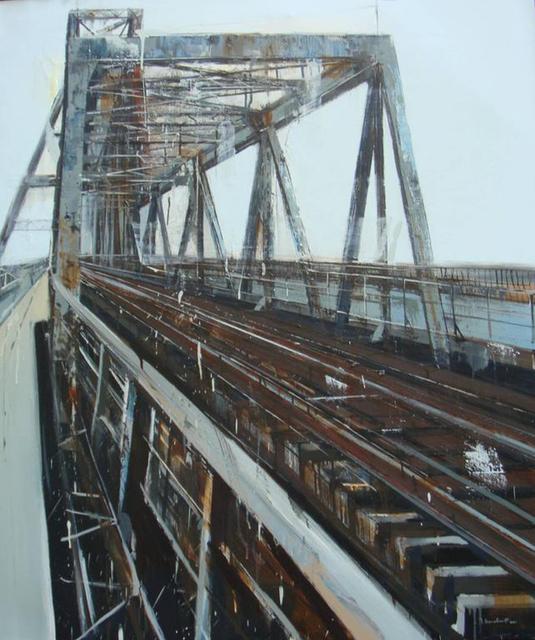 , 'Long Bien Bridge #7,' 2012, Ai Bo Gallery