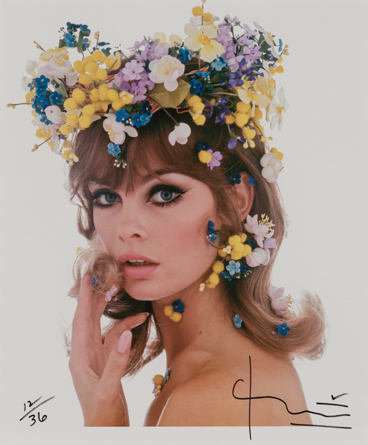 Bert Stern, 'Two fashion images of Jean Shrimpton', 1960s, Doyle