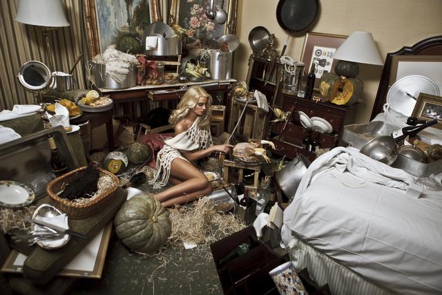 , 'Life at hotel,' , ArtLabbé Gallery
