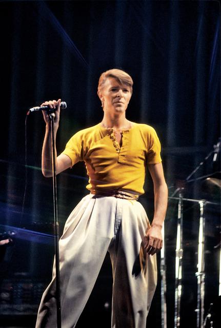 , 'David Bowie, Spectrum ,' 1978, Madelyn Jordon Fine Art
