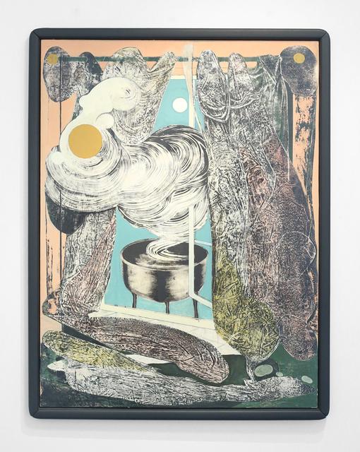 , 'o.T.,' 2017, galerie burster