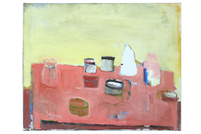 , 'Studio Still Life Pink/Yellow,' 2016, ZINC contemporary