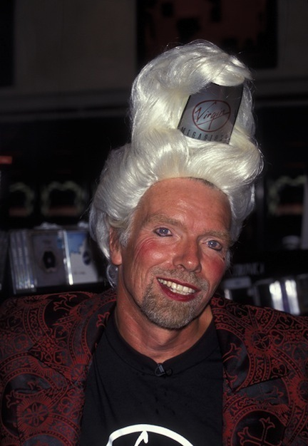 , 'Richard Branson, New York,' 1998, Staley-Wise Gallery