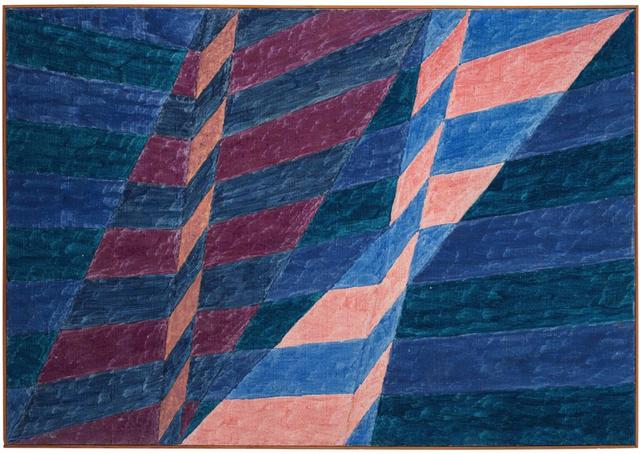 , 'Untitled (composição com mastros),' Late 1960's, Bergamin & Gomide