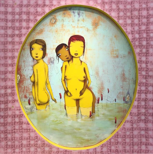 , 'As Três Amigas,' 2008, UNIX Gallery