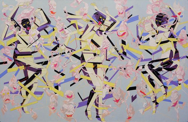 , 'Heavy Whispers,' , Corey Helford Gallery