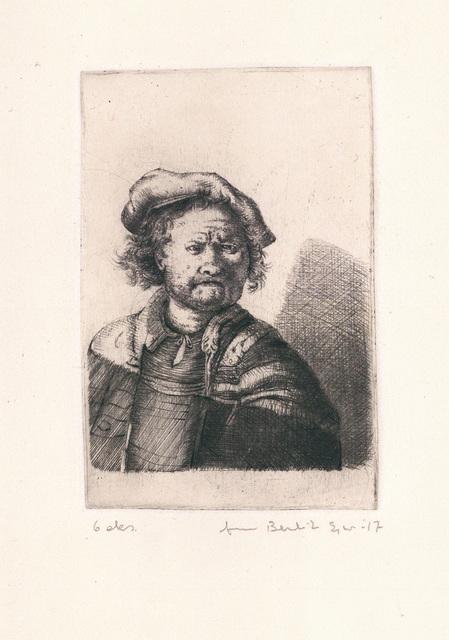 , 'Rembrandt II,' 2017, Kunstverket Galleri