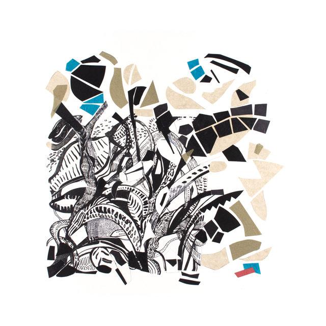 Malala Tiscornia, 'JUNGLA NUEVA      1.60 x 1.00 m     ', 2016, Mixed Media, Galería de Arte Imaginario
