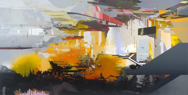 , 'Luminary Phase,' 2014, Eleanor Harwood Gallery