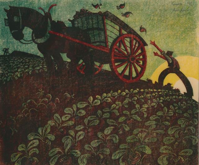 , 'Mangolds,' 1956, Redfern Gallery Ltd.