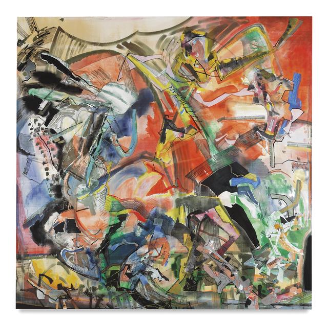 , 'Listen,' 2017, Miles McEnery Gallery