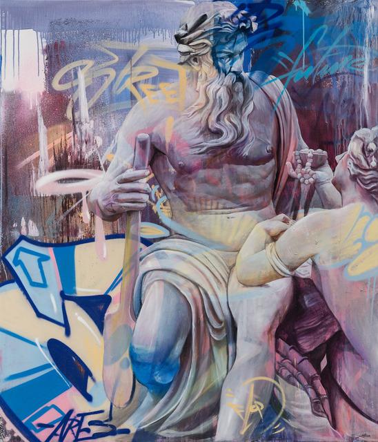 , 'Offerings to Poseidon,' 2018, Underdogs Gallery