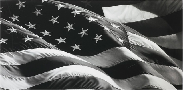 , 'Untitled (Flag),' 2013, David Benrimon Fine Art