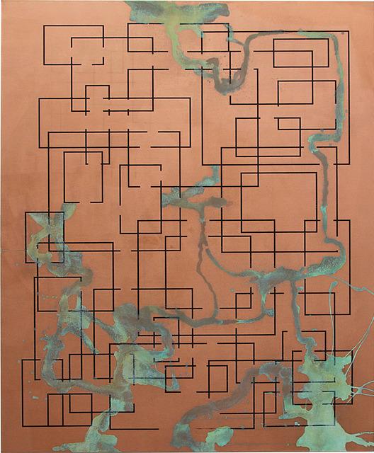 , 'Maze 53,' 2013, Grieder Contemporary