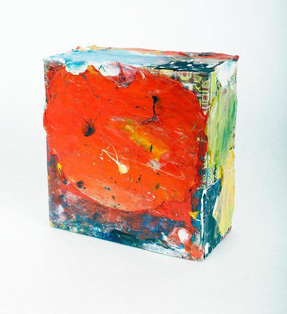 , 'Tangerine Box,' 2001, Allan Stone Projects