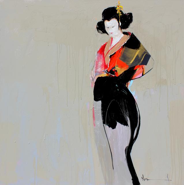, 'Geisha Spring I,' 2012, HOHMANN