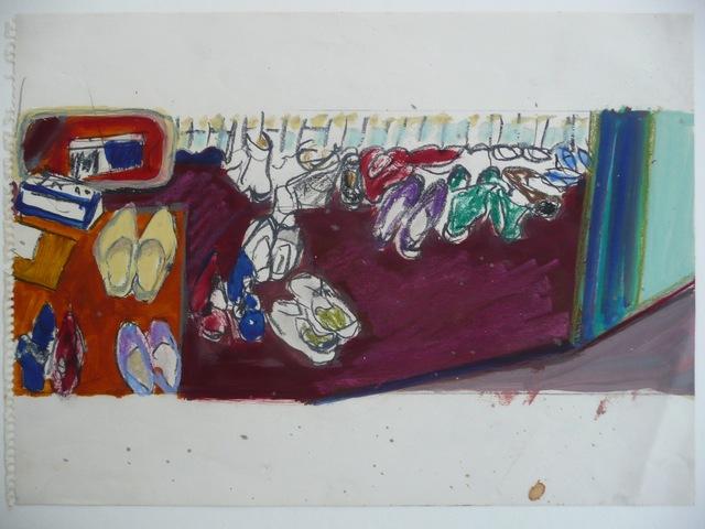 , 'o.T. (Schuhe),' 1970, Beck & Eggeling