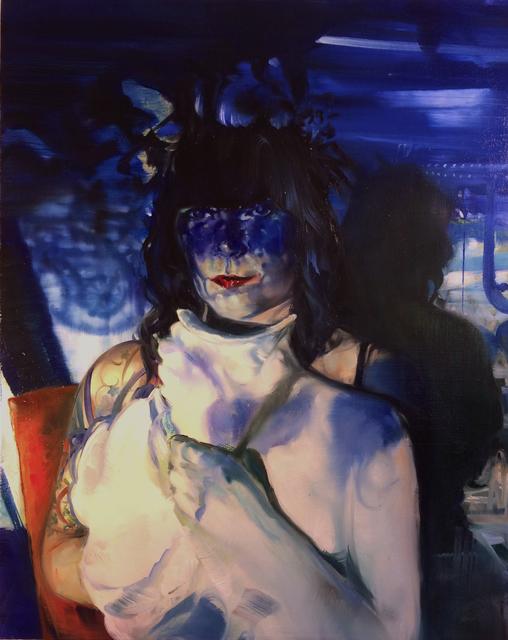 , 'Blue Vision,' 2017, Studio 21 Fine Art