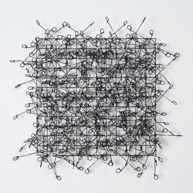 , 'Circle Grid No. 4,' 2015, Duane Reed Gallery