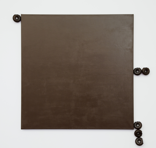 , 'Nameless Entity 2: Dark Chocolate,' 2012, Casey Kaplan
