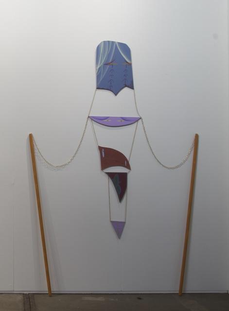 Lysandre Begijn, 'Argus' attraction', 2019, Tatjana Pieters