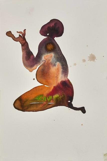 , 'Figure 2,' 2016, Leila Heller Gallery