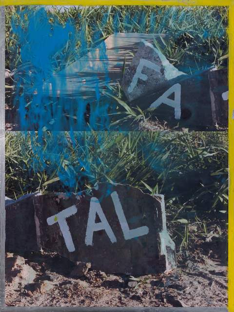 , 'FA-TAL,' 2011-2014, Quadrado Azul