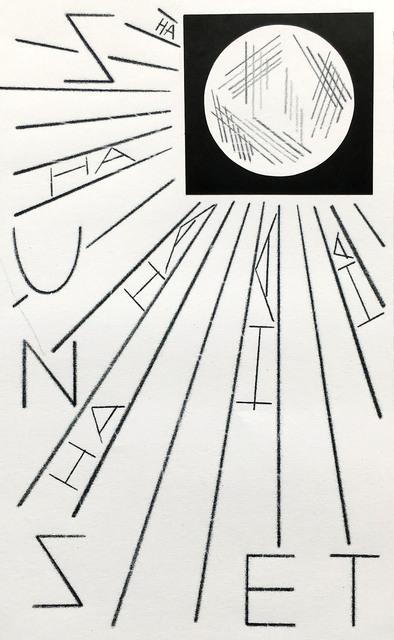 , 'Untitled ,' 2018, LETO