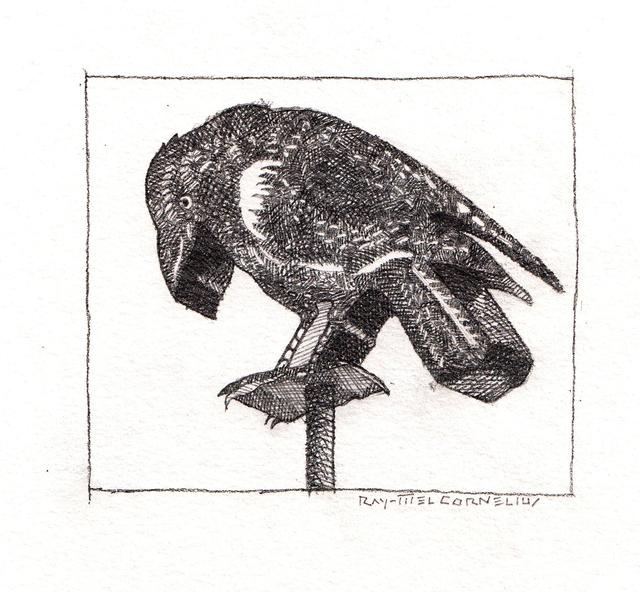 , 'Ravens Sign,' 2017, Ro2 Art
