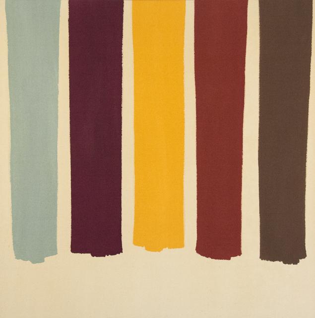 , 'Fabliau,' 1970, Oeno Gallery