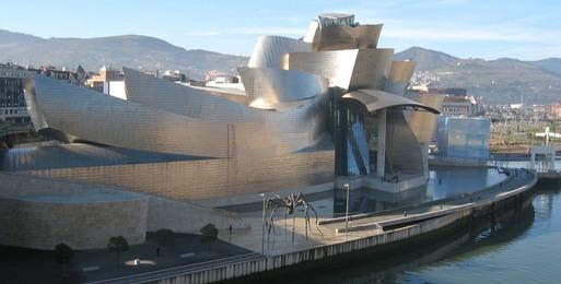 Frank Gehry, 'Guggenheim Museum, Bilbao,' 1993-1997, Art History 101