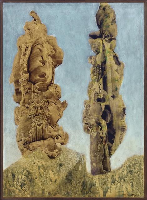 , 'Les peupliers,' 1939, Galerie Thomas