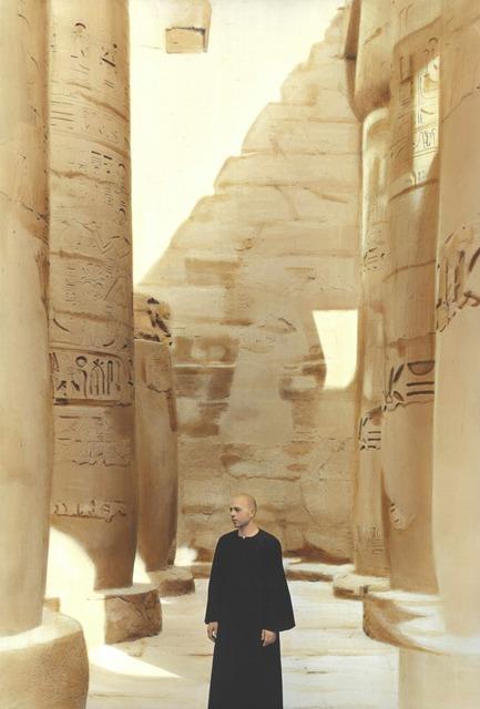 Youssef Nabil, 'Untitled, Self-portrait, Luxor 2014 ', 2014, Galerie Nathalie Obadia