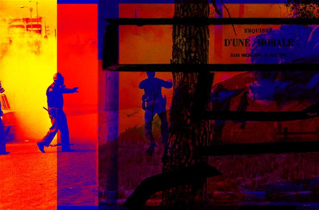 MICHEL TABANOU, ' ESQUISSE D'UNE MORALE SANS OBLIGATION NI SANCTION', 2019, Poulpik Gallery