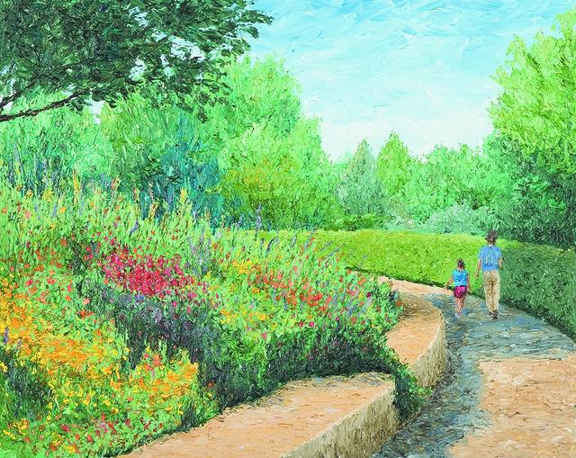 , 'A Walk Through the Garden,' 2013, ACS GALLERY