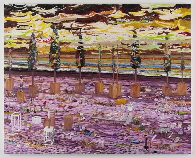 , 'Oil Tree,' 2012, Tomio Koyama Gallery