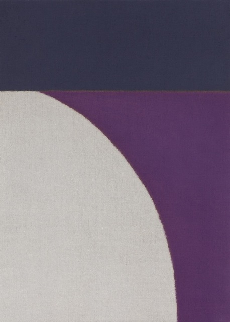 , 'Untitled (Violet),' 2015, Berry Campbell Gallery